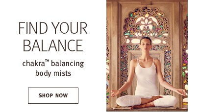 Click shop now button to shop chakra balancing body mists