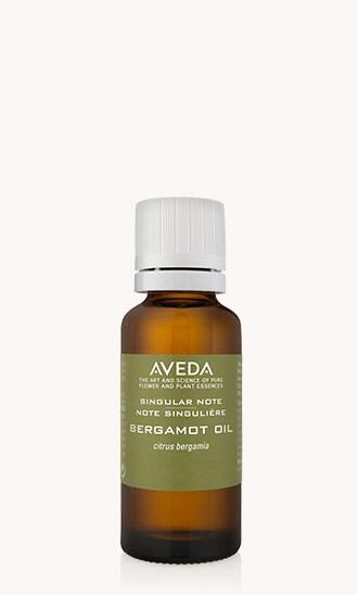 Note singulière d'huile de bergamote