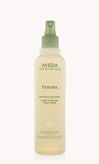 "firmata<span class=""trade"">™</span> firm hold hair spray"