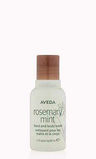 Nettoyant pour les mains et le corps Rosemary Mint
