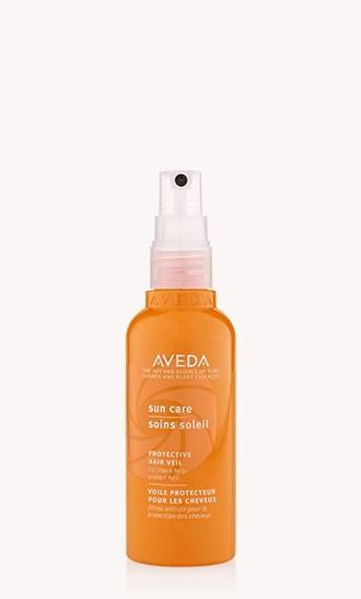 le voile de protection solaire pour cheveux