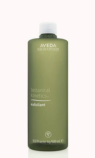 "Exfoliant botanical kinetics<span class=""trade"">™</span>"