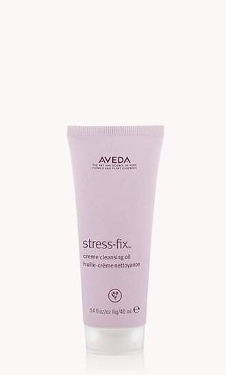 "crème huile de nettoyage stress-fix<span class=""trade"">™</span>"