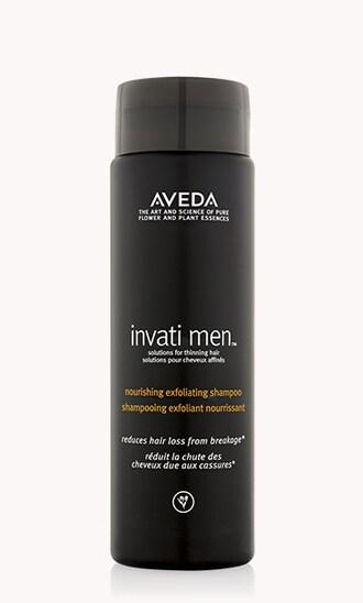 "Shampooing exfoliant nourrissant invati men<span class=""trade"">™</span>"