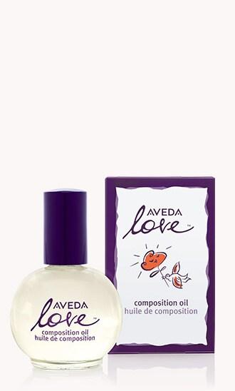 """Huile aveda love<span class=""""trade"""">™</span> composition"""