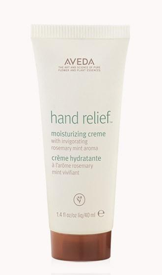 Crème hydratante Hand Relief™ avec arôme romarin/menthe