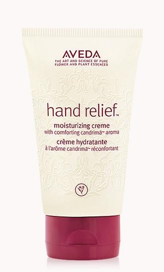"Crème hydratante hand relief<span class=""trade"">™</span> avec arôme candrimā<span class=""trade"">™</span> réconfortant"