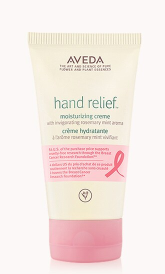 "Crème hydratante hand relief<span class=""trade"">™</span> en série limitée avec arôme revigorant de romarin et menthe"