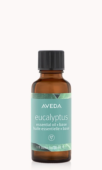 eucalyptus essential oil + base