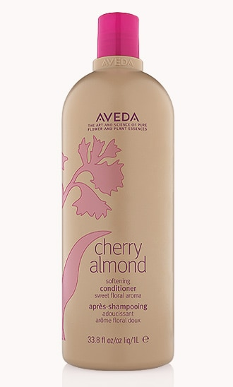 revitalisant adoucissant cherry almond
