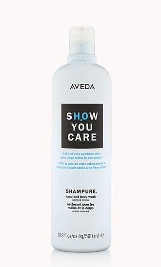 """Nettoyant pour les mains et le corps shampure<span class=""""trade"""">™</span>en série limitée"""