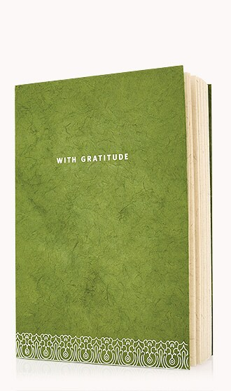 journal gratitude