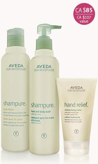 "shampure<span class=""trade"">™</span> gift of calm"