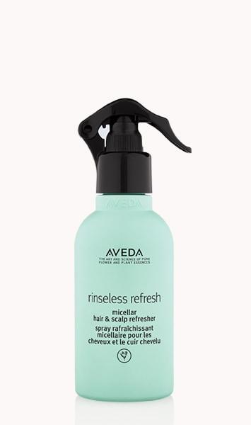 "spray rafraîchissant micellaire pour les cheveux et le cuir chevelu rinseless refresh<span class=""trade"">™</span>"